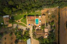 Domaine à Algaida - Cas Misser - avec piscine privée