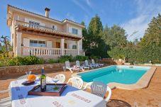 Chalet à LLucmajor - Villa Las Palmeras - avec piscine privée