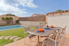 Chalet à Bahía Grande - Casa Las Bahías - avec piscine privée