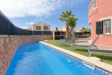Chalet à Puigderrós  - Villa Falzia - avec piscine privée