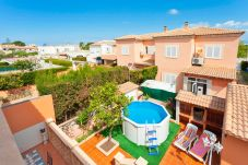 Chalet à Bahía Grande - Villa Almirante - avec piscine privée