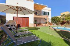 Chalet à Arenal - Villa Son Verí Miramar - avec piscine privée