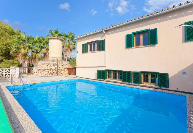 Villa à Palma de Mallorca - Cas Fideuer