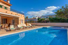 Villa à Cala Blava - Villa Bellavista - avec piscine privée